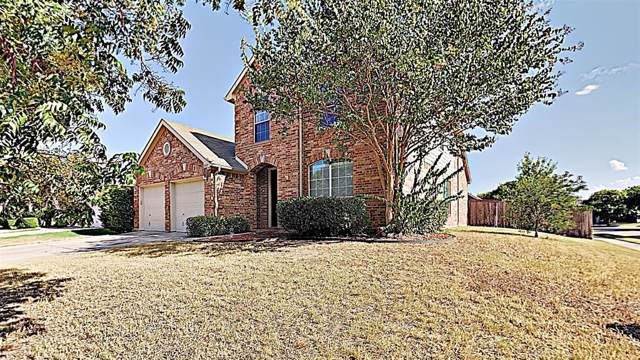 8137 Hosta Way, Fort Worth, TX 76123 (MLS #14198767) :: RE/MAX Town & Country