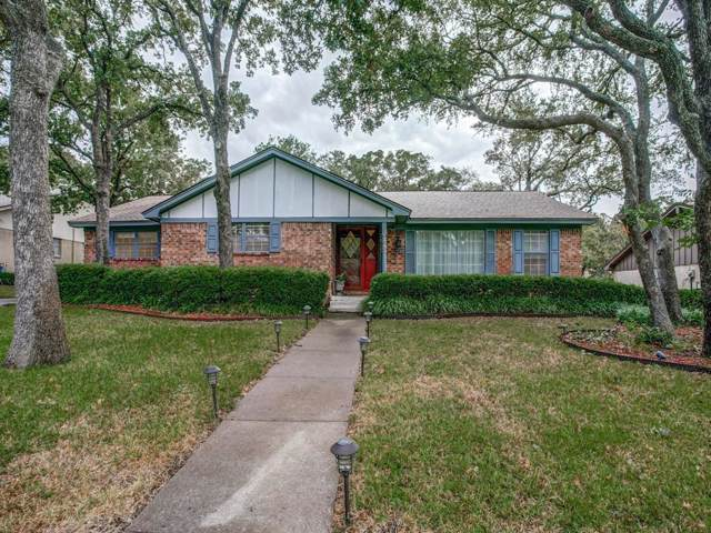2857 Winterhaven Drive, Hurst, TX 76054 (MLS #14198797) :: Tenesha Lusk Realty Group
