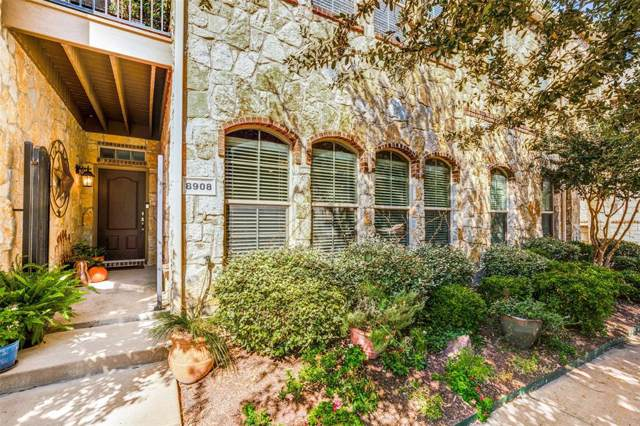 8908 Papa Trail, Mckinney, TX 75070 (MLS #14198833) :: All Cities Realty