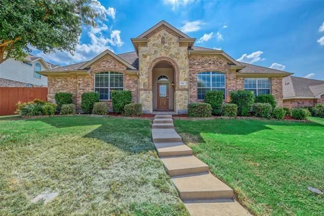 616 Azalea Drive, Glenn Heights, TX 75154 (MLS #14198855) :: RE/MAX Town & Country