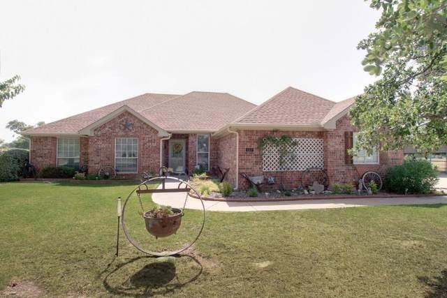 157 Saddlebrook Court, Rhome, TX 76078 (MLS #14198860) :: Trinity Premier Properties