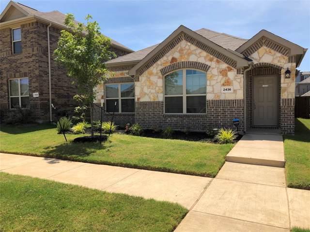 2436 Evening Stone Drive, Little Elm, TX 76227 (MLS #14198863) :: Kimberly Davis & Associates