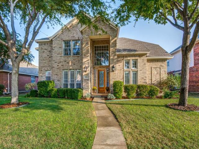 1605 Whispering Glen Drive, Allen, TX 75002 (MLS #14198889) :: The Heyl Group at Keller Williams