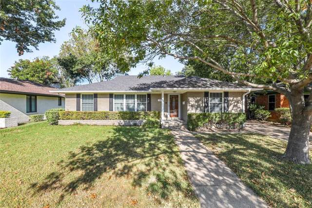 6903 E Mockingbird Lane, Dallas, TX 75214 (MLS #14198892) :: RE/MAX Town & Country