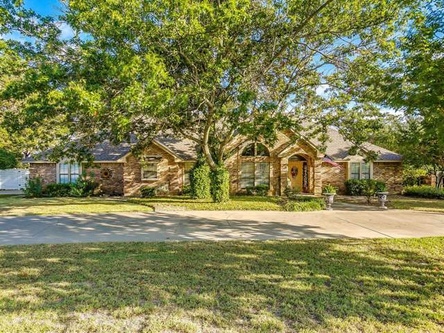 2003 Woodland Hills Lane, Weatherford, TX 76087 (MLS #14198896) :: Potts Realty Group