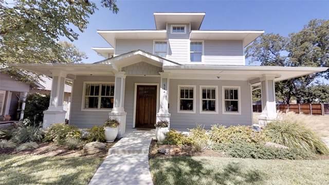 5541 Richard Avenue, Dallas, TX 75206 (MLS #14198898) :: Baldree Home Team