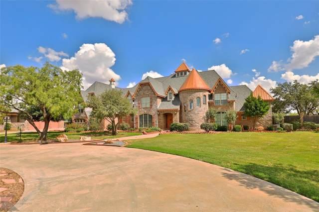 166 Castle Rock Cove, Abilene, TX 79602 (MLS #14198901) :: The Paula Jones Team | RE/MAX of Abilene
