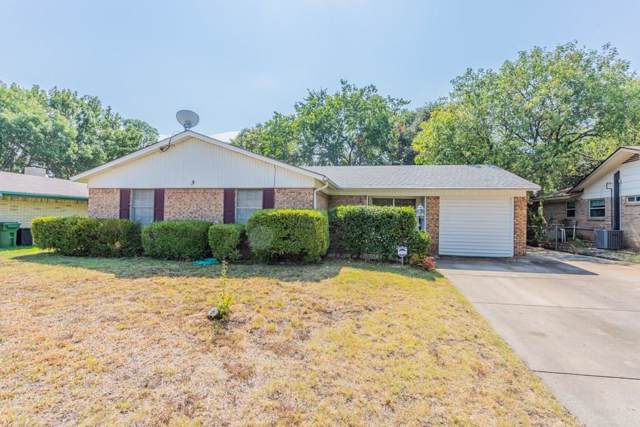 817 Edgehill Drive, Hurst, TX 76053 (MLS #14198908) :: Lynn Wilson with Keller Williams DFW/Southlake