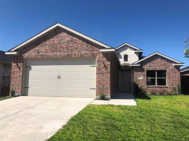 2325 Doty Lane, Balch Springs, TX 75180 (MLS #14198914) :: The Real Estate Station