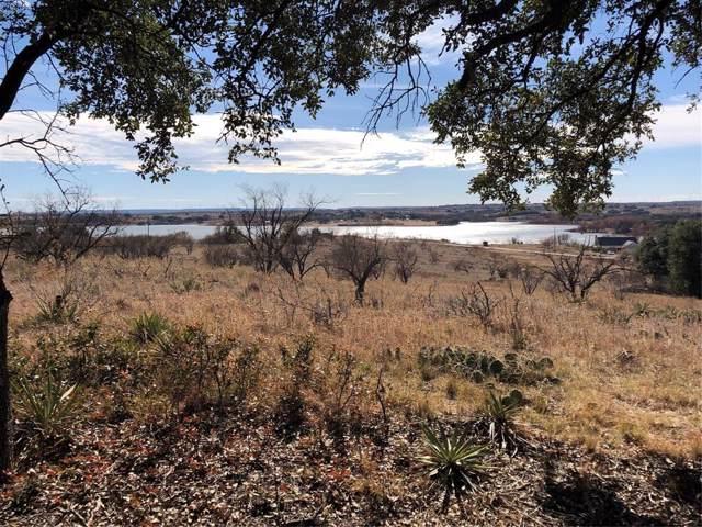 00 Comanche Lake Road, Comanche, TX 76442 (MLS #14198935) :: The Welch Team