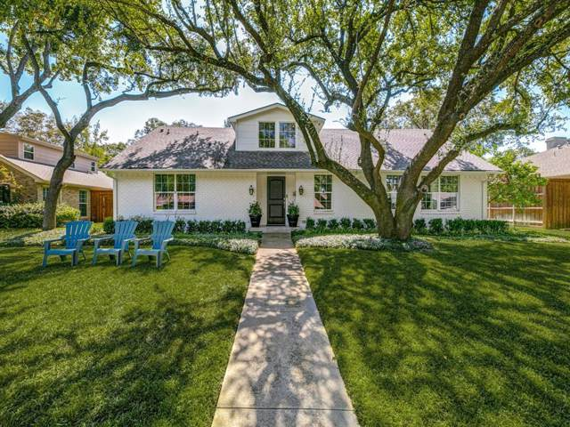 7128 Glendora Avenue, Dallas, TX 75230 (MLS #14198966) :: Lynn Wilson with Keller Williams DFW/Southlake