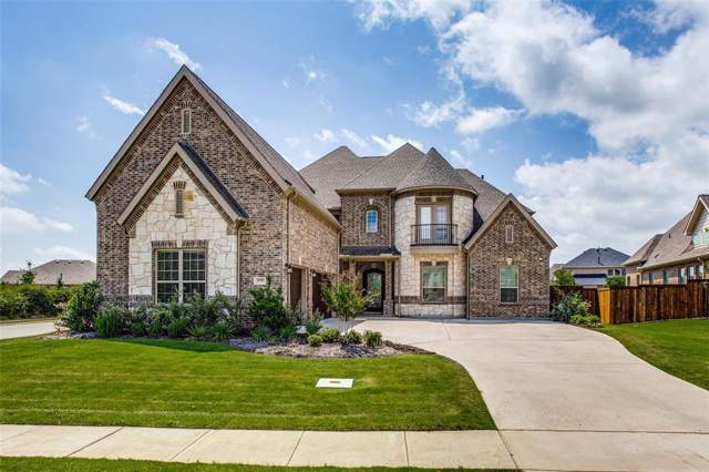 10901 Smoky Oak Trail, Flower Mound, TX 76226 (MLS #14198994) :: Potts Realty Group