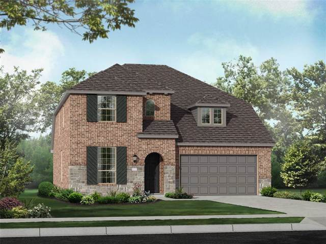 5124 Shallow Pond Drive, Little Elm, TX 76227 (MLS #14199039) :: The Mitchell Group