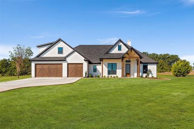 121 Lucky Ridge Lane, Boyd, TX 76023 (MLS #14199062) :: Lynn Wilson with Keller Williams DFW/Southlake