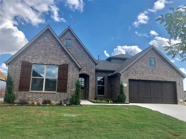 819 Highlands, Aledo, TX 76008 (MLS #14199068) :: RE/MAX Town & Country