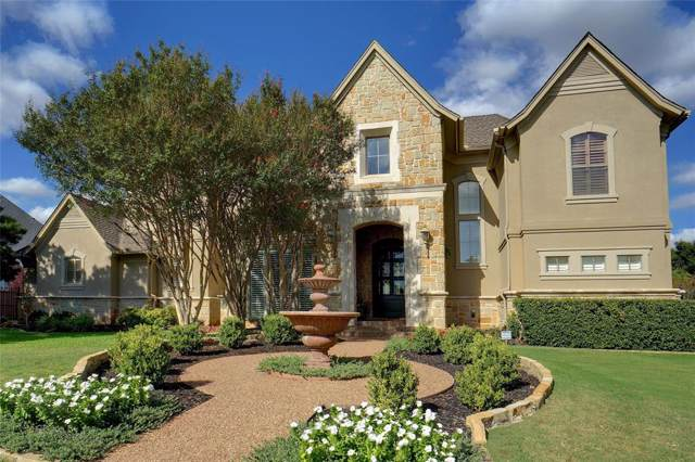 612 Fairway View Terrace, Southlake, TX 76092 (MLS #14199091) :: Lynn Wilson with Keller Williams DFW/Southlake