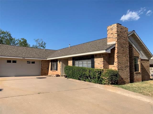 8042 Hearne Drive, Abilene, TX 79606 (MLS #14199098) :: Lynn Wilson with Keller Williams DFW/Southlake
