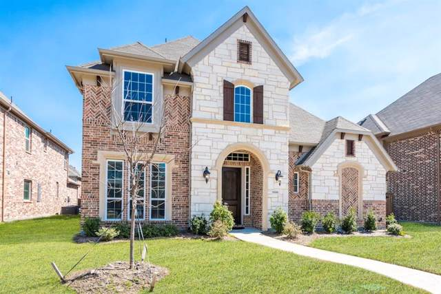 5686 Kerry Drive, Frisco, TX 75035 (MLS #14199103) :: All Cities Realty