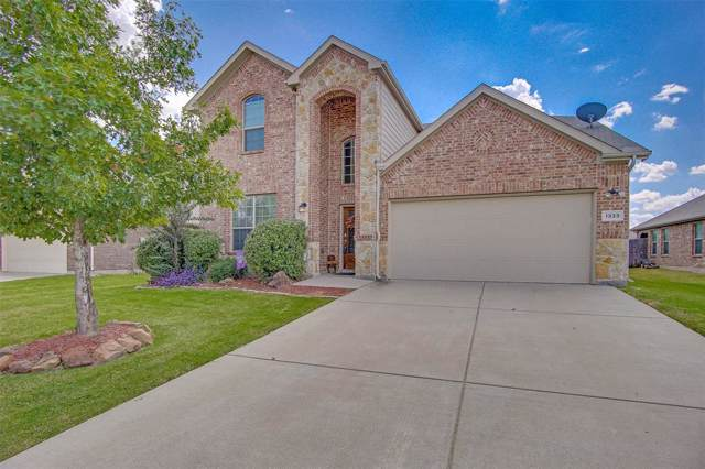1333 Shelley Drive, Burleson, TX 76028 (MLS #14199133) :: The Mitchell Group