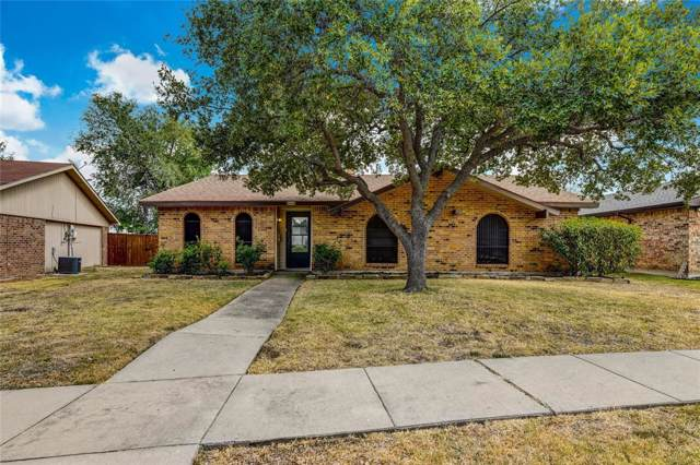 2042 Wildrose, Carrollton, TX 75007 (MLS #14199137) :: The Good Home Team