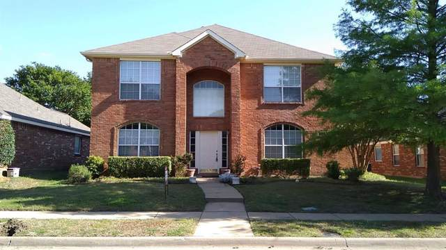 4605 Spanishmoss Drive, Mckinney, TX 75070 (MLS #14199172) :: Lynn Wilson with Keller Williams DFW/Southlake