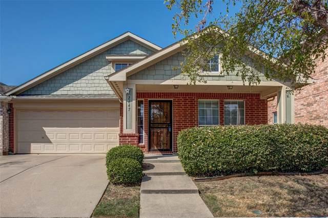 2647 Basswood Drive, Grand Prairie, TX 75052 (MLS #14199175) :: Lynn Wilson with Keller Williams DFW/Southlake
