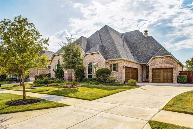 6389 Mountain Sky Road, Frisco, TX 75036 (MLS #14199208) :: The Rhodes Team