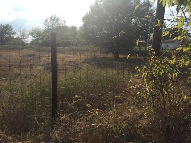 6825 County Road 283, Terrell, TX 75160 (MLS #14199250) :: The Good Home Team