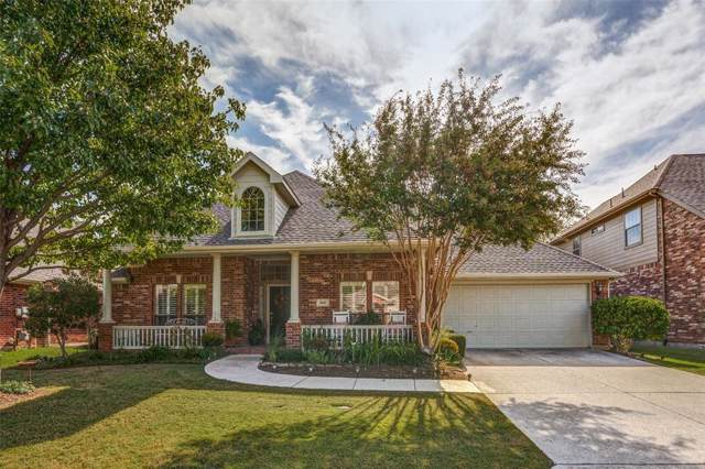 2605 Nightingale Drive, Mckinney, TX 75072 (MLS #14199251) :: The Rhodes Team