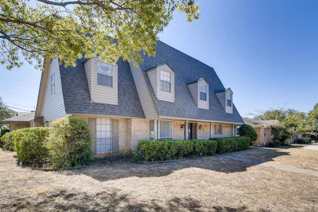 8838 Forest Green Drive, Dallas, TX 75243 (MLS #14199252) :: The Heyl Group at Keller Williams
