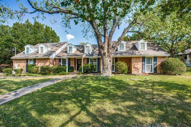6572 Lafayette Way, Dallas, TX 75230 (MLS #14199257) :: Kimberly Davis & Associates