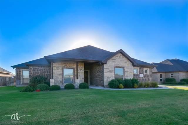 6301 Tradition Drive, Abilene, TX 79606 (MLS #14199264) :: Lynn Wilson with Keller Williams DFW/Southlake