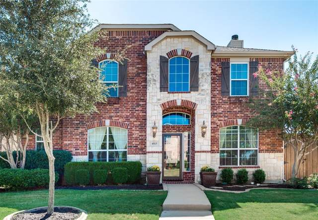 4513 Kingsway Lane, Mckinney, TX 75070 (MLS #14199278) :: Lynn Wilson with Keller Williams DFW/Southlake