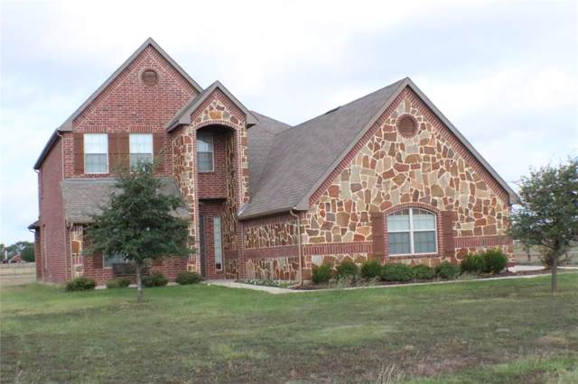 327 Montana Court, Rhome, TX 76078 (MLS #14199332) :: The Heyl Group at Keller Williams