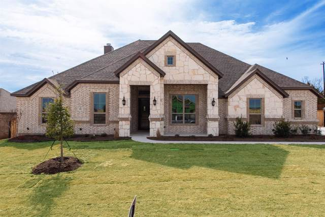 101 Oxford Drive, Weatherford, TX 76088 (MLS #14199342) :: Lynn Wilson with Keller Williams DFW/Southlake