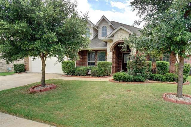 425 Running Water Trail, Fort Worth, TX 76131 (MLS #14199416) :: All Cities Realty
