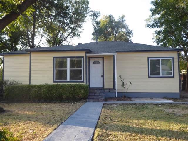 3110 Brandon Street, Dallas, TX 75211 (MLS #14199417) :: Lynn Wilson with Keller Williams DFW/Southlake