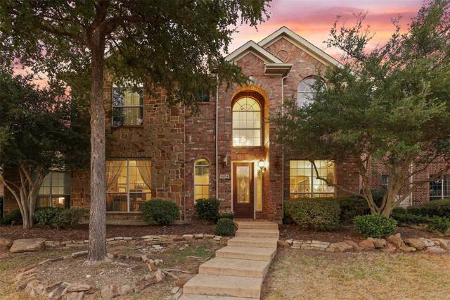 9204 Indian Knoll Drive, Mckinney, TX 75072 (MLS #14199419) :: All Cities Realty