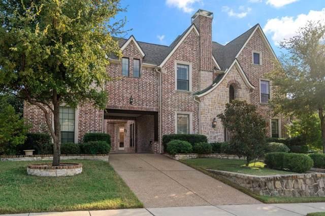 1511 Bellnap Drive, Allen, TX 75013 (MLS #14199426) :: Lynn Wilson with Keller Williams DFW/Southlake