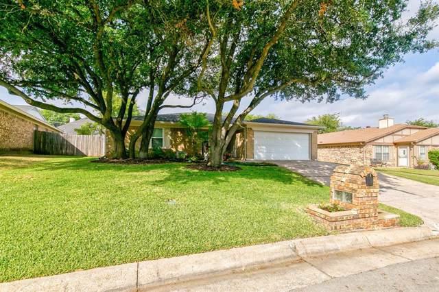 4710 Butterfield Road, Arlington, TX 76017 (MLS #14199430) :: The Rhodes Team