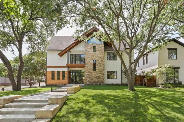 3101 Amherst Avenue, University Park, TX 75225 (MLS #14199433) :: Robbins Real Estate Group