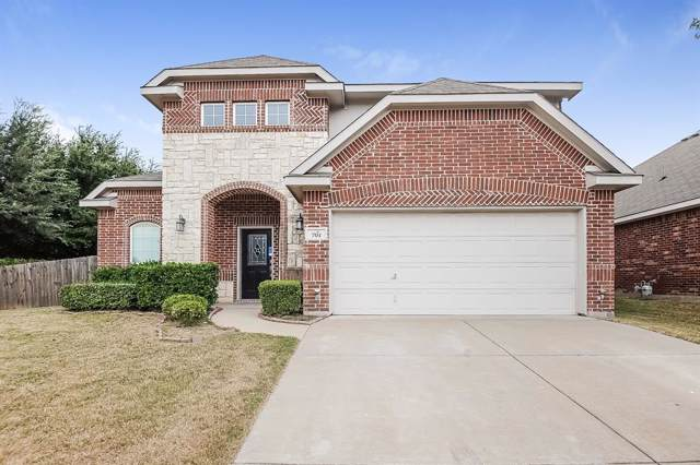 701 Collett Court, Crowley, TX 76036 (MLS #14199482) :: The Mitchell Group