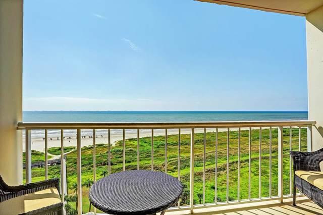 1401 E Beach Drive #911, Galveston, TX 77550 (MLS #14199484) :: Real Estate By Design
