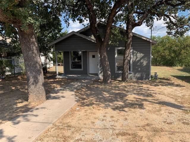 606 Fannin, Nocona, TX 76255 (MLS #14199506) :: Ann Carr Real Estate