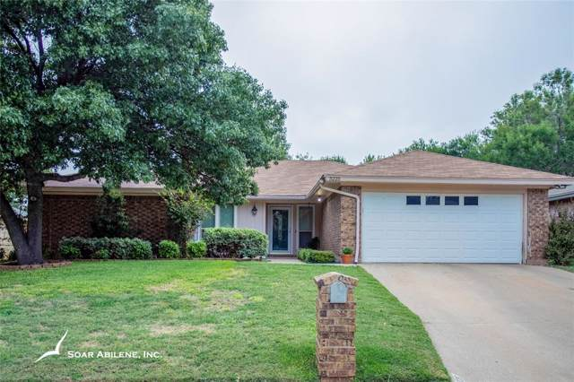 5225 Long Shadows Lane, Abilene, TX 79606 (MLS #14199518) :: The Tierny Jordan Network