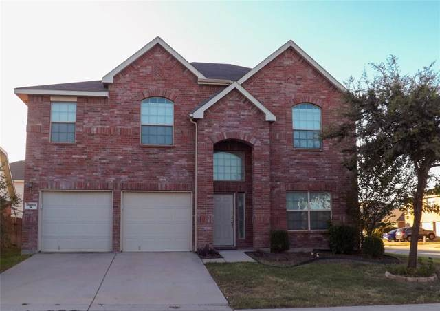 10489 Evening View Drive, Fort Worth, TX 76131 (MLS #14199526) :: RE/MAX Town & Country