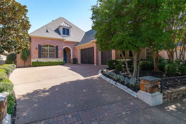 1313 Avon Terrace, Southlake, TX 76092 (MLS #14199538) :: Van Poole Properties Group