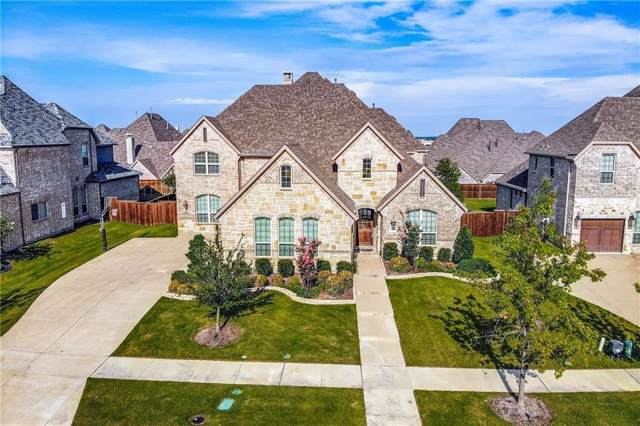 6369 Forefront Avenue, Frisco, TX 75036 (MLS #14199577) :: The Real Estate Station