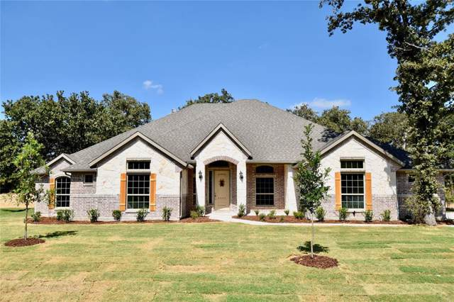 115 Dogwood Drive, Krugerville, TX 76227 (MLS #14199581) :: RE/MAX Town & Country