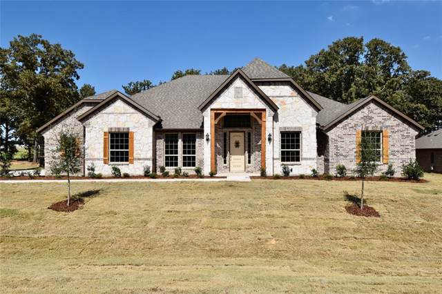121 Dogwood Drive, Krugerville, TX 76227 (MLS #14199584) :: RE/MAX Town & Country